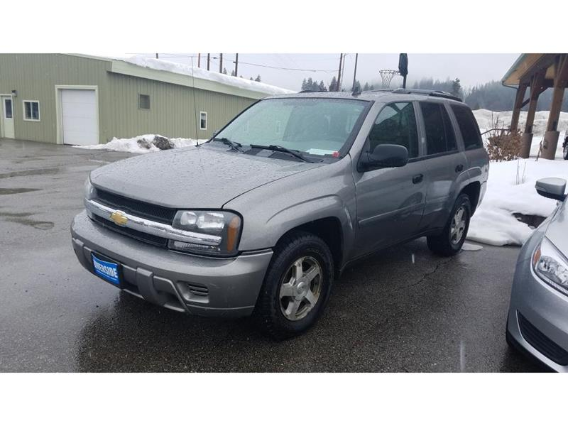 2006 Chevrolet TrailBlazer for sale at Riverside Auto Center in Bonners Ferry ID