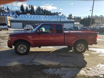 2007 Ford Ranger for sale at Riverside Auto Center in Bonners Ferry ID