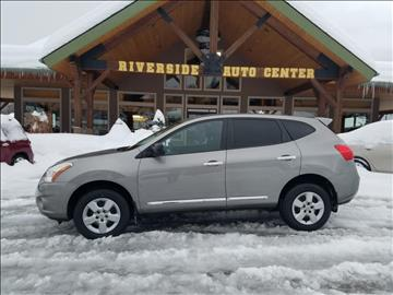 2011 Nissan Rogue for sale at Riverside Auto Center in Bonners Ferry ID
