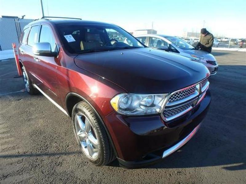 2012 Dodge Durango for sale at Riverside Auto Center in Bonners Ferry ID