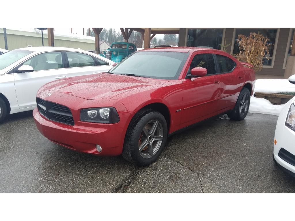 2007 Dodge Charger for sale at Riverside Auto Center in Bonners Ferry ID