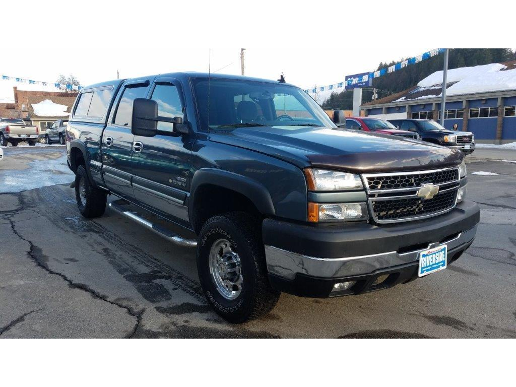 2006 Chevrolet Silverado 2500HD for sale at Riverside Auto Center in Bonners Ferry ID