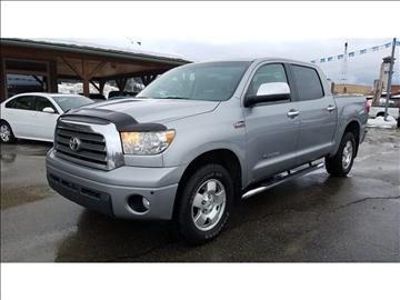 2007 Toyota Tundra for sale at Riverside Auto Center in Bonners Ferry ID