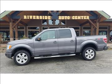 2009 Ford F-150 for sale at Riverside Auto Center in Bonners Ferry ID