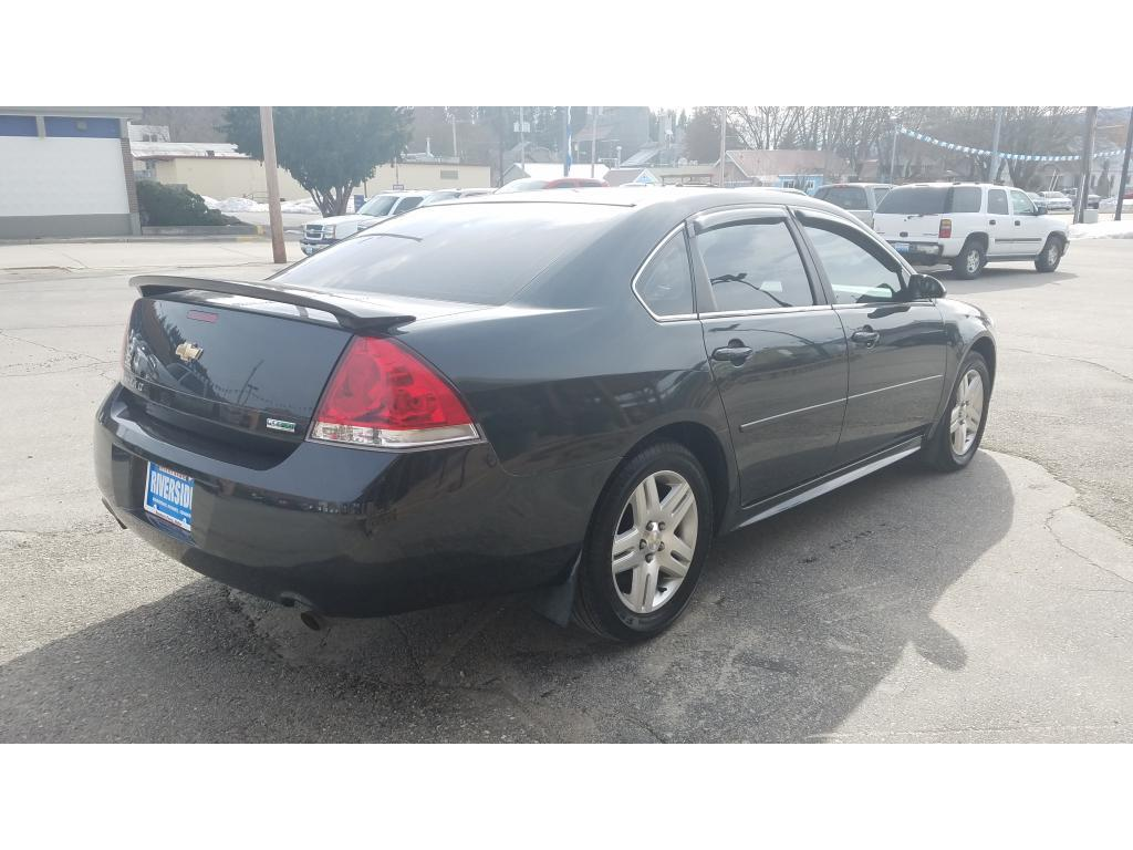 2012 Chevrolet Impala for sale at Riverside Auto Center in Bonners Ferry ID
