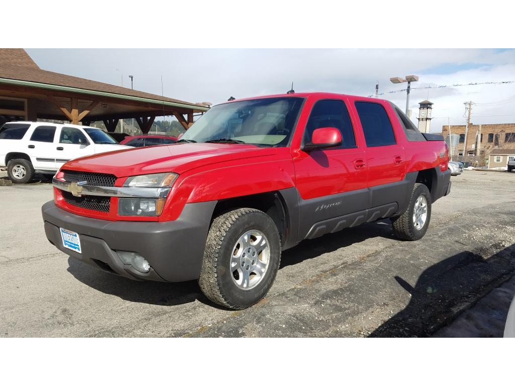 2003 Chevrolet Avalanche for sale at Riverside Auto Center in Bonners Ferry ID