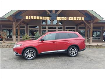 2016 Mitsubishi Outlander for sale at Riverside Auto Center in Bonners Ferry ID