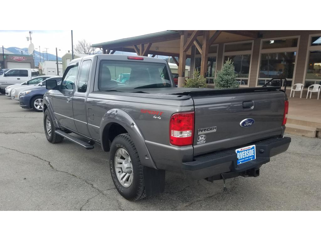 2011 Ford Ranger for sale at Riverside Auto Center in Bonners Ferry ID