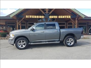 2012 RAM Ram Pickup 1500 for sale at Riverside Auto Center in Bonners Ferry ID