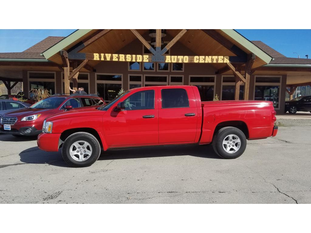 2007 Dodge Dakota for sale at Riverside Auto Center in Bonners Ferry ID