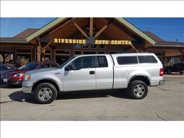 2006 Ford F-150 for sale at Riverside Auto Center in Bonners Ferry ID