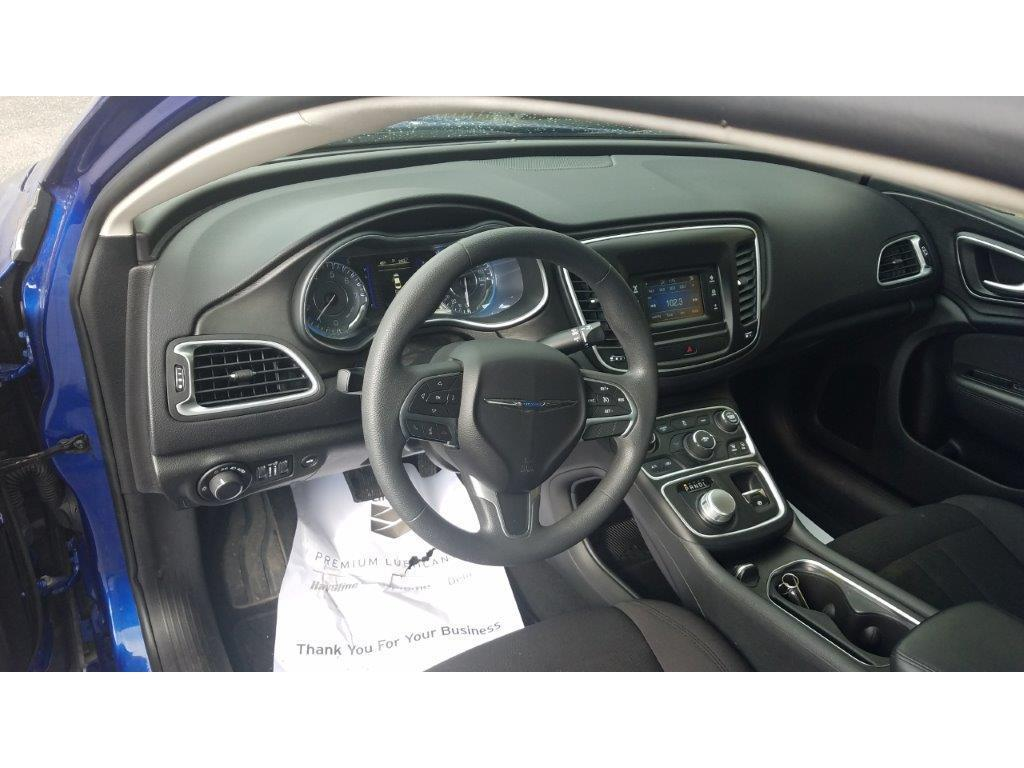 2015 Chrysler 200 for sale at Riverside Auto Center in Bonners Ferry ID