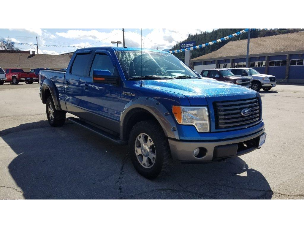 2010 Ford F-150 for sale at Riverside Auto Center in Bonners Ferry ID