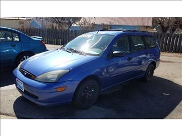 2003 Ford Focus for sale at Riverside Auto Center in Bonners Ferry ID