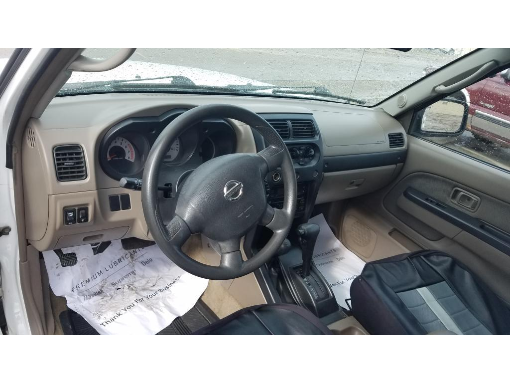 2004 Nissan Frontier for sale at Riverside Auto Center in Bonners Ferry ID