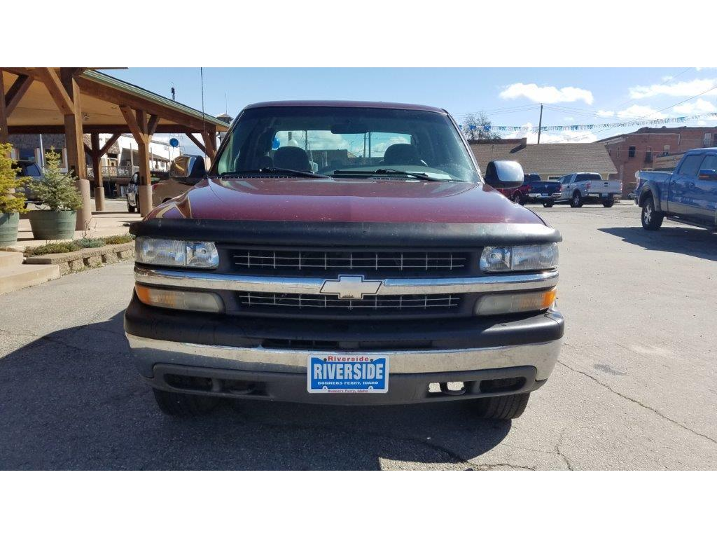 1999 Chevrolet Silverado 1500 for sale at Riverside Auto Center in Bonners Ferry ID