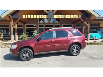 2007 Pontiac Torrent for sale at Riverside Auto Center in Bonners Ferry ID