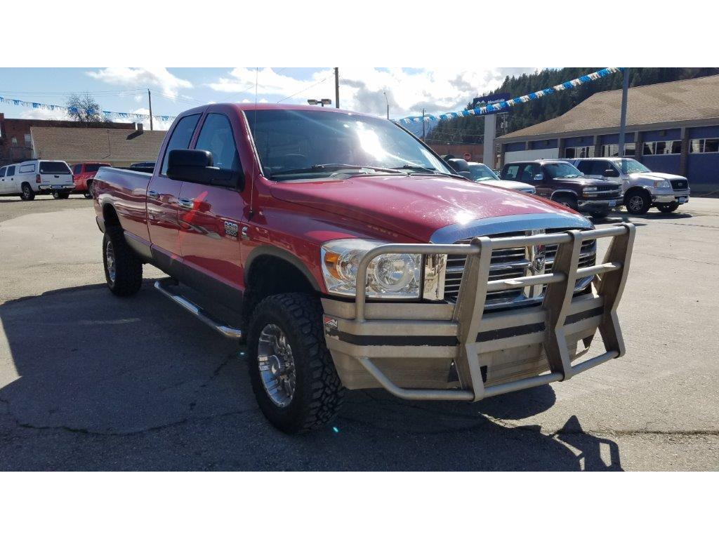 2008 Dodge Ram Pickup 2500 for sale at Riverside Auto Center in Bonners Ferry ID