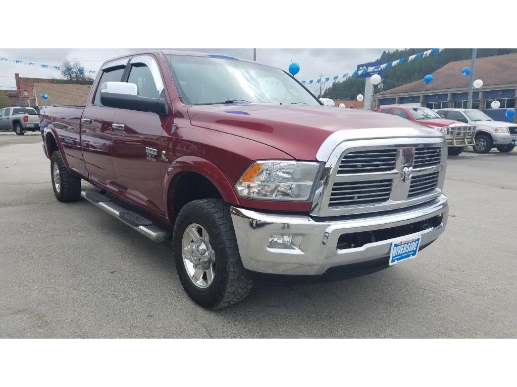 2012 RAM Ram Pickup 3500 for sale at Riverside Auto Center in Bonners Ferry ID