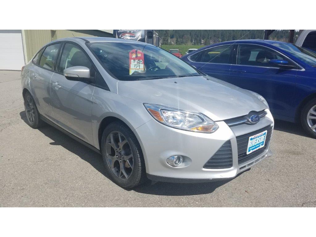 2013 Ford Focus for sale at Riverside Auto Center in Bonners Ferry ID