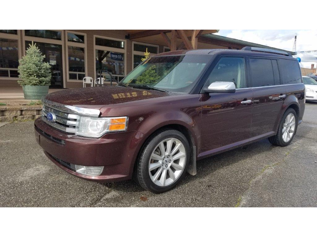 2012 Ford Flex for sale at Riverside Auto Center in Bonners Ferry ID