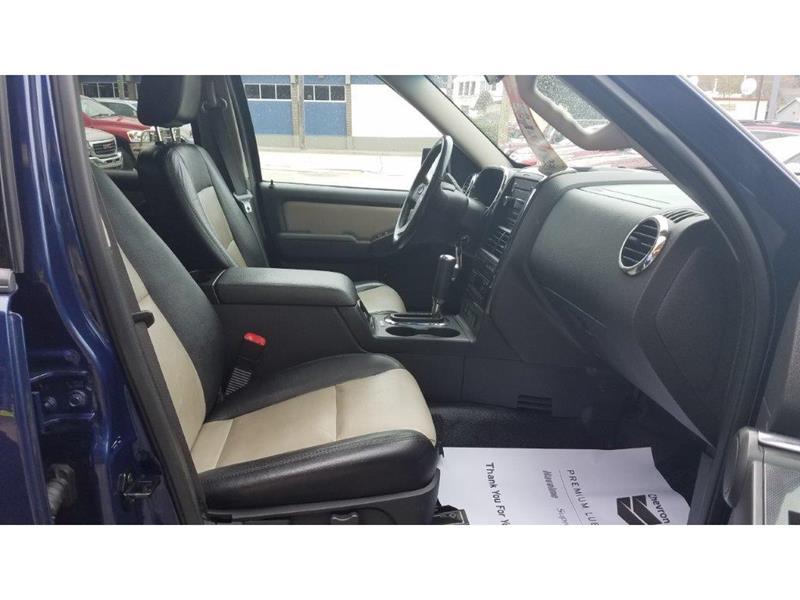 2008 Ford Explorer Sport Trac for sale at Riverside Auto Center in Bonners Ferry ID