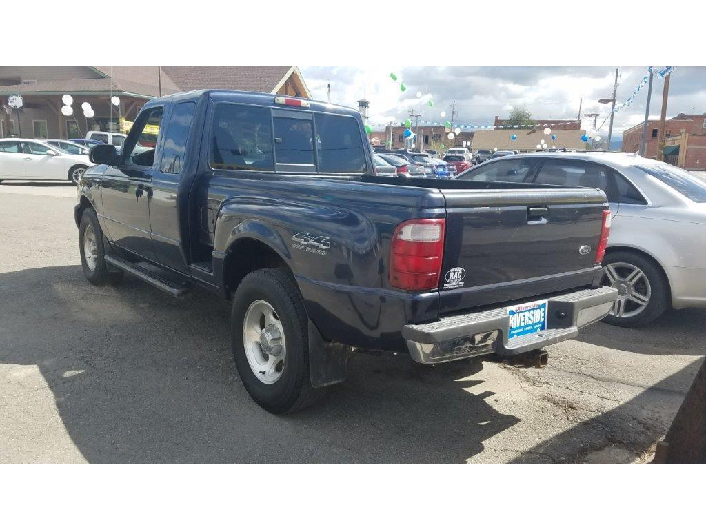 2001 Ford Ranger for sale at Riverside Auto Center in Bonners Ferry ID