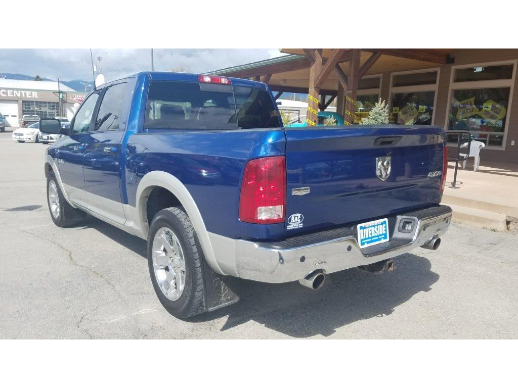 2010 Dodge Ram Pickup 1500 for sale at Riverside Auto Center in Bonners Ferry ID