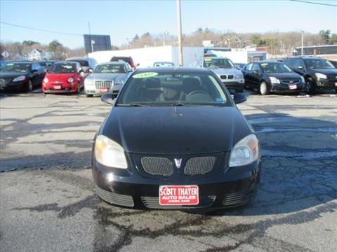 2007 Pontiac G5 for sale in Auburn, ME