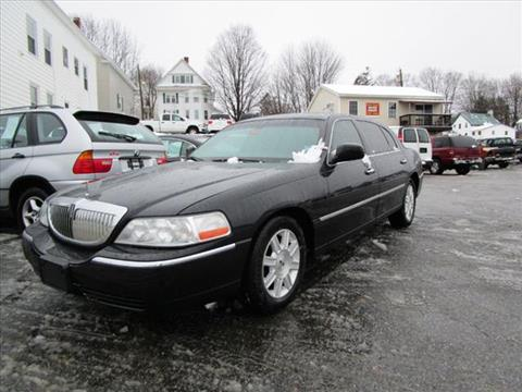 2011 Lincoln Town Car For Sale In Maine Carsforsale Com