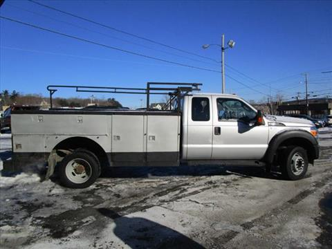 2012 Ford F-450 Super Duty for sale in Auburn, ME