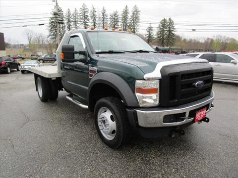 2008 Ford F-550 Super Duty for sale in Auburn, ME