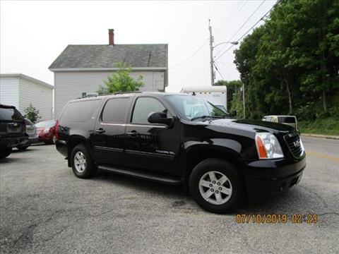 2012 GMC Yukon XL for sale in Auburn, ME