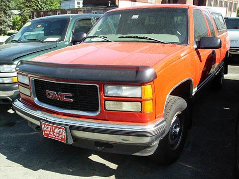 1998 GMC Sierra 1500 for sale in Auburn, ME