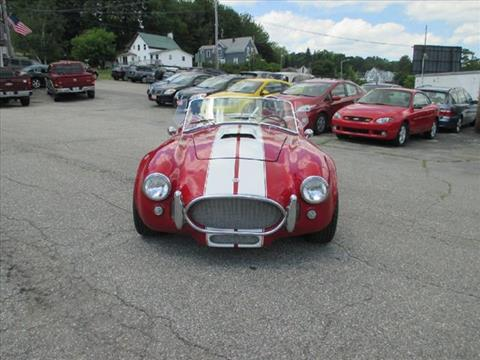 1966 Shelby Cobra for sale in Auburn, ME