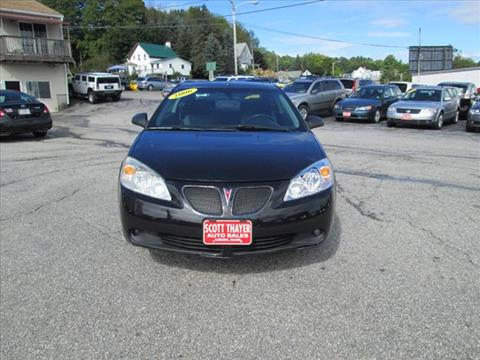 2006 Pontiac G6 for sale in Auburn, ME