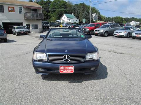1995 Mercedes-Benz SL-Class for sale in Auburn, ME