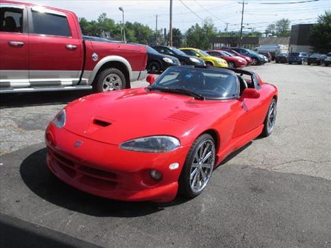 1998 Dodge Viper for sale in Auburn, ME