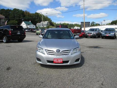 2011 Toyota Camry for sale in Auburn, ME
