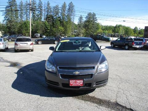 2010 Chevrolet Malibu for sale in Auburn, ME