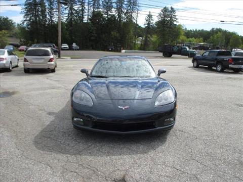 2013 Chevrolet Corvette for sale in Auburn, ME