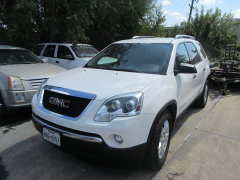 2008 GMC Acadia for sale in Beaumont, TX