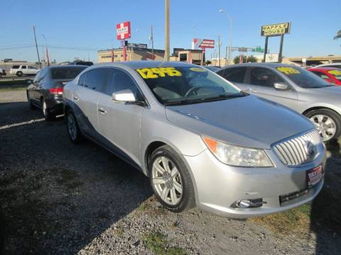 2010 Buick LaCrosse for sale in Beaumont, TX