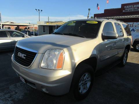 2007 GMC Yukon for sale in Beaumont, TX