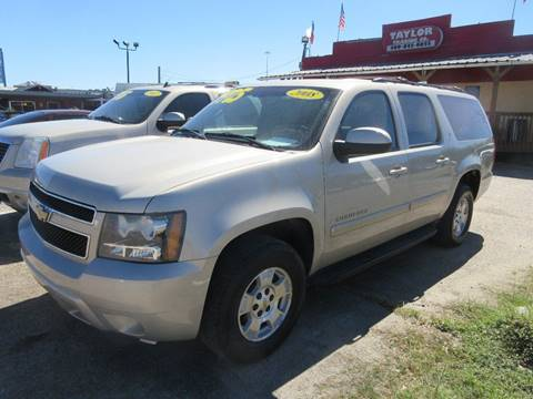 2008 Chevrolet Suburban for sale in Beaumont, TX