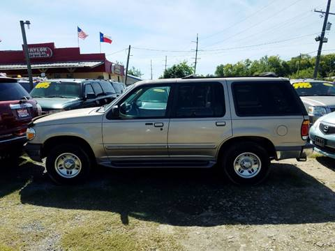 1997 Ford Explorer For Sale In Beaumont, TX