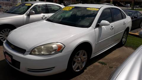 2012 Chevrolet Impala for sale in Beaumont, TX