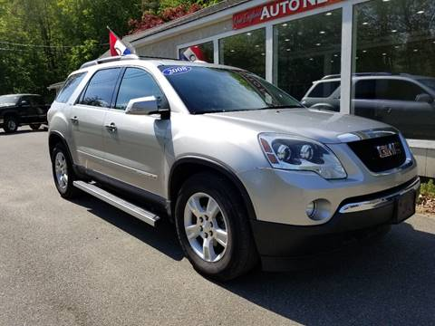 2008 GMC Acadia for sale in Gill, MA