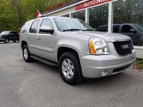 2007 GMC Yukon for sale in Gill, MA