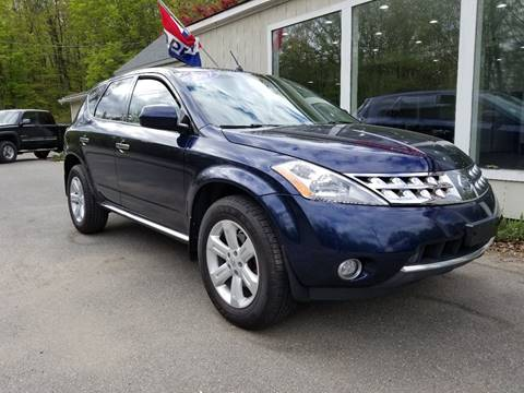 2007 Nissan Murano for sale in Gill, MA